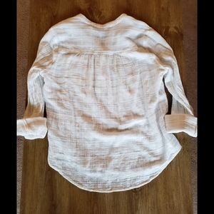 Hollister Tops - White Hollister Blouse